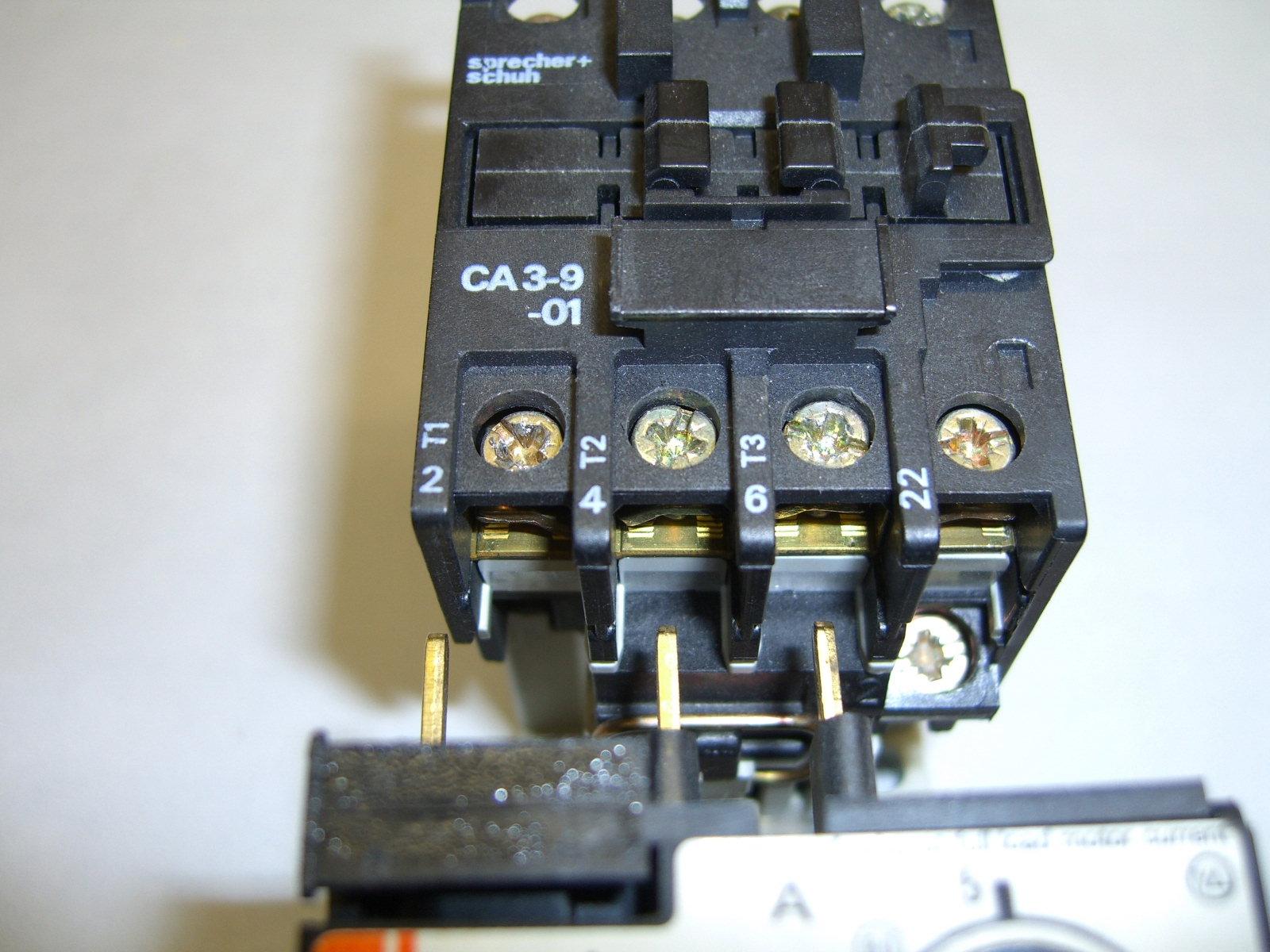 Motorschutzschalter, Motorschutzrelais - Elektricks.com