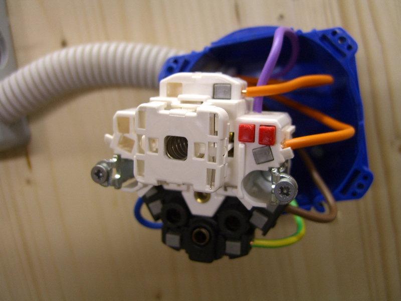 steckdose  wechselschaltung anschliessen elektrickscom
