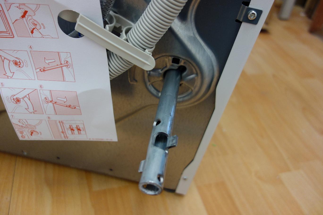 Waschmaschine und wäschetrockner anschließen elektricks