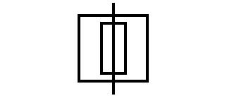 Symbol Anschlusskasten