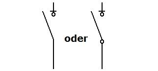 Symbol Lasttrenner (Lasttrennschalter)