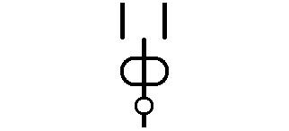 Symbol Quecksilberschalter