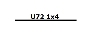 Symbol Telefon Universalkabel U72