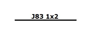 Symbol Telefoninstallationsdraht J83