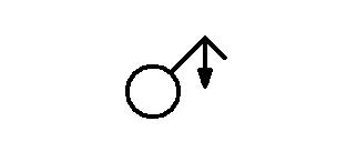 Symbol Zugschalter