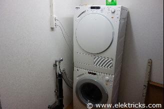 Waschmaschine Trockner 0027