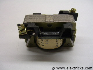 Anker Spule und Eisenkern 022