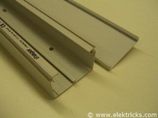 Elektro Installationskanal 2