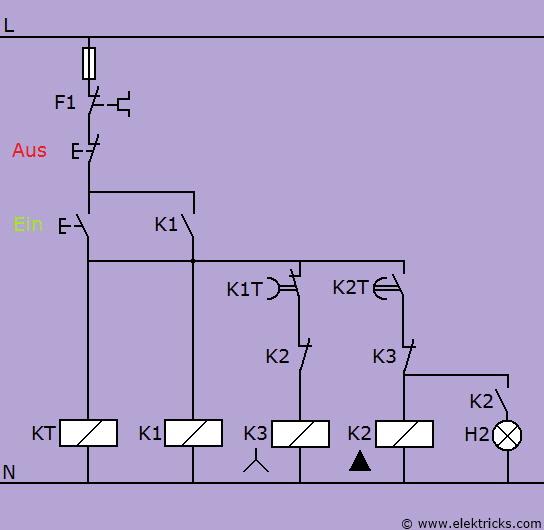 Stern Dreieck Schaltung - Elektricks.com