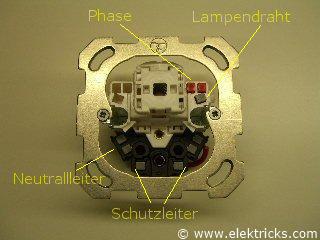Steckdose Lichtschalter 001.1