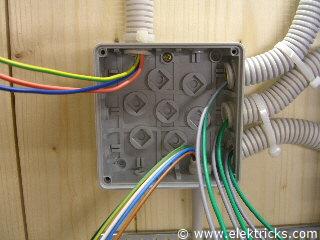 Stromstoßschalter, Schrittschalter anschliessen und verdrahten039