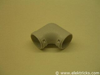 Winkel PVC Elektrorohr