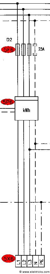 elektroschema kennbuchstaben
