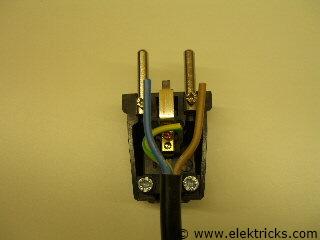 schuko stecker 009