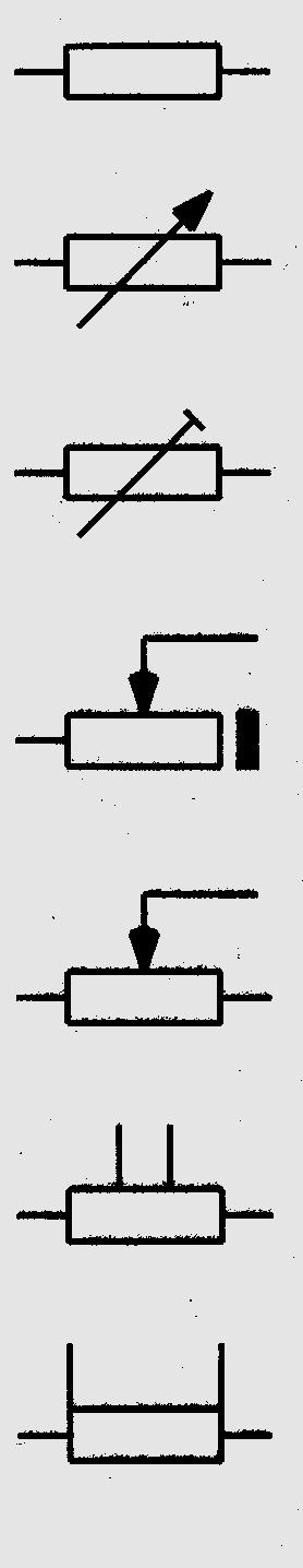 elektro symbole widerst nde spulen und kondensatoren. Black Bedroom Furniture Sets. Home Design Ideas