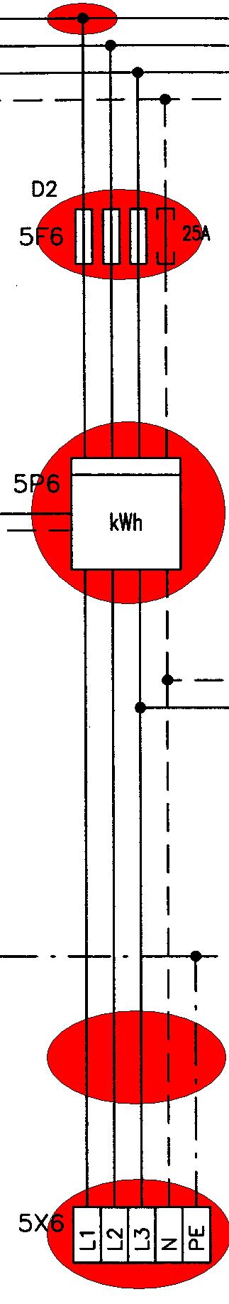 Kategorie Elektro Symbole im Elektroschaltplan - Elektricks.com