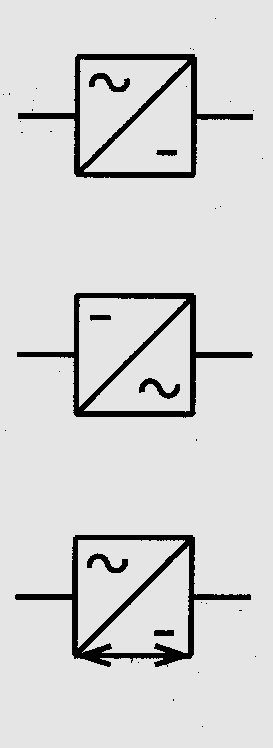 elektro symbole elektrische maschinen leistungswandler. Black Bedroom Furniture Sets. Home Design Ideas