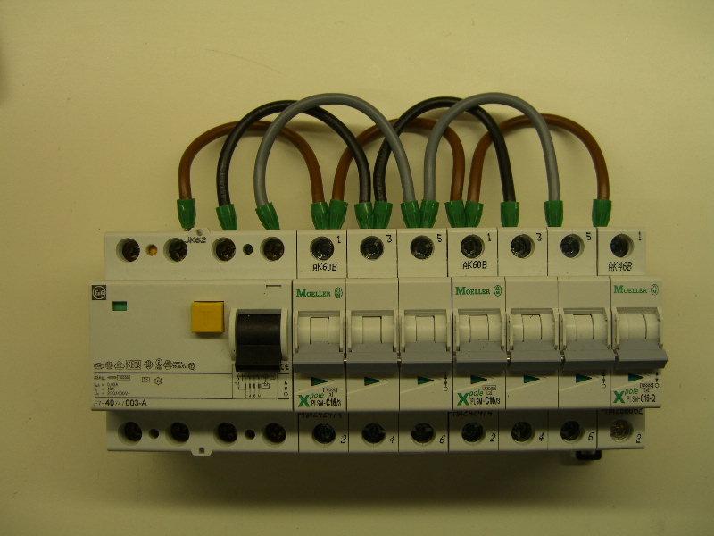 Baustromverteiler Verdrahten Elektricks Com