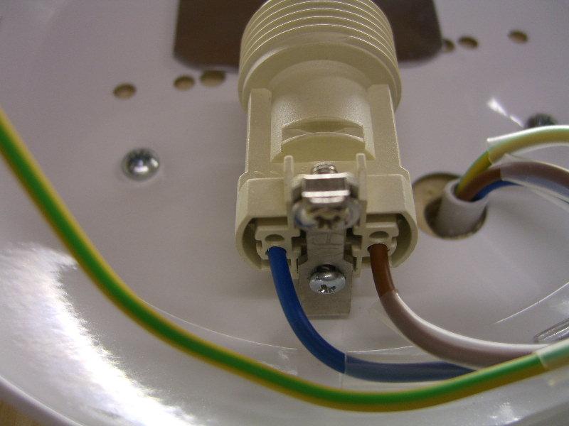 Häufig Lampe anschliessen - Elektricks.com CL86