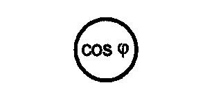 Symbol Cosinus Phi Meter