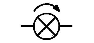 Symbol Drehlicht