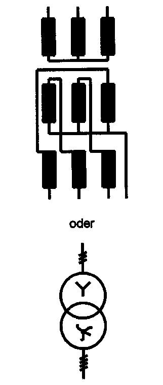 Elektro Symbole, Elektrische Maschinen, Leistungswandler ...