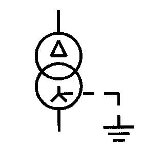 Symbol Trafostation elektro symbole, elektrische maschinen, leistungswandler
