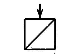 Symbol Fernmessempfänger Rundsteuerempfänger