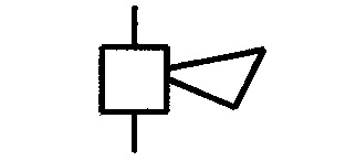 Symbol Hupe