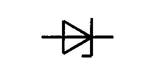 Symbol Zenerdiode