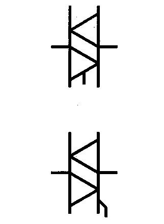 Triac, Zweirichtungsthyristor