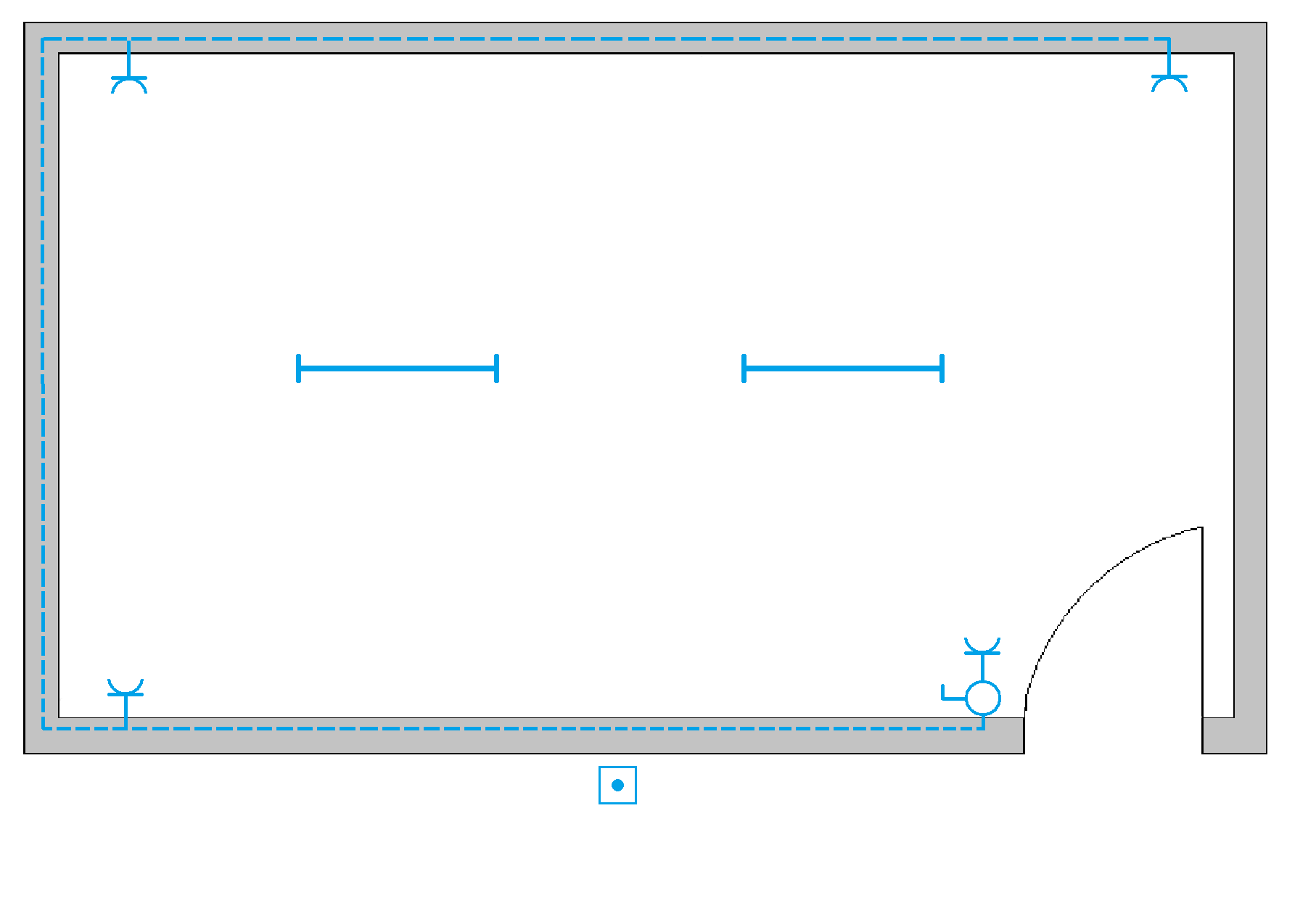 Kurs Teil 3: Boden- und Deckenleitungen, Leitungsbeschriftung ...